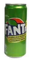 Fanta Pineapple (300ml)