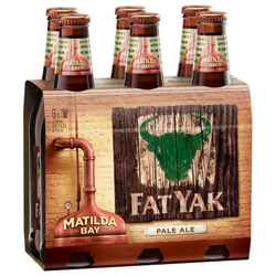 Matilda Bay Fat Yak Pale Ale (6 x 345ml bottles)
