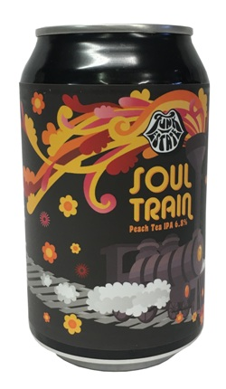Funk Estate Soul Train Peach Tea IPA (330ml Can)