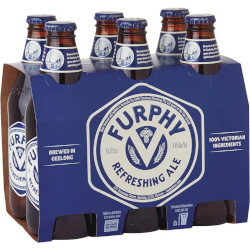 Furphy Ale (6 x 375ml bottles)