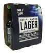 Gage Roads Small Batch Lager (6 x 330ml Bottles)