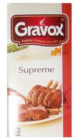 Gravox Supreme Gravy Mix (425g)
