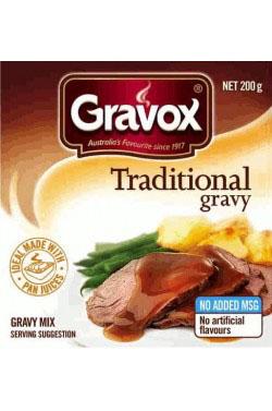 Gravox Traditional Gravy Mix (200g)
