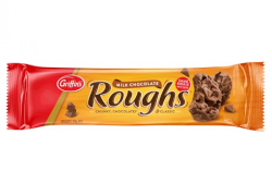 Griffins Milk Chocolate Roughs (previously Afghans) (200g)