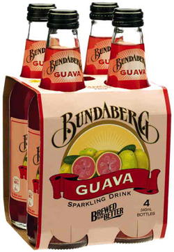Bundaberg Guava (4 x 340ml bottle)