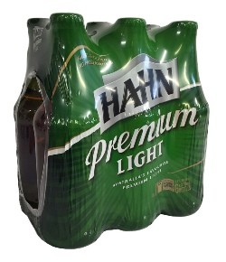 Hahn Premium Light (6 x 375ml bottles)