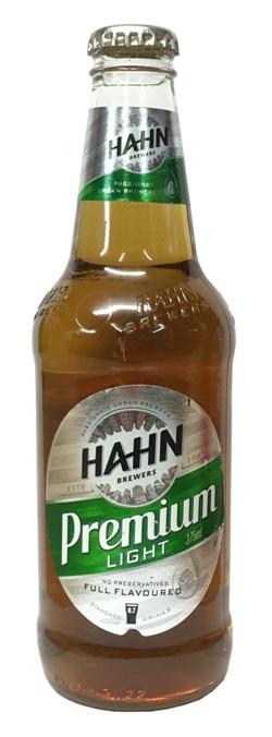 Hahn Premium Light (375ml bottle)