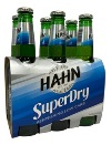 Hahn Premium Super Dry (6 x 330ml bottles)