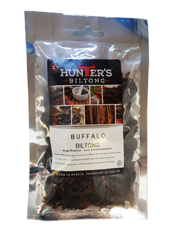 Hunters Sliced Biltong - Buffalo (50g)