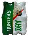 Hunters Cider Dry  (6 x 330ml bottles)