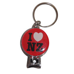 Nail Clipper - I Love NZ