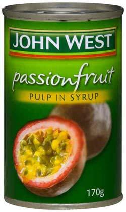 John West Passionfruit Pulp (170g)