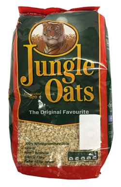 Jungle Oats Porridge Bag (1kg)