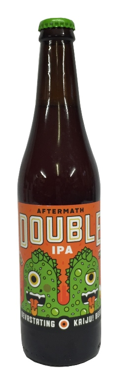 Kaiju Aftermath Double IPA (500ml bottle)