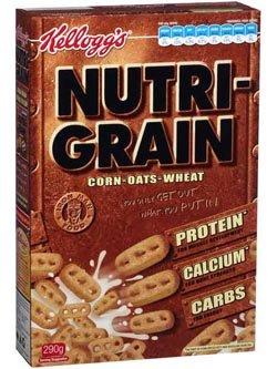 Kelloggs Nutri Grain (290g)