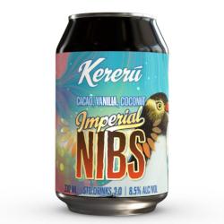 Kereru Cacao, Vanilla, Coconut Imperial Nibs (330ml)
