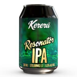 Kereru Resonator IPA (330ml)