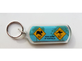 Keyring Kangaroo Koala Road Sign