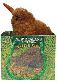 Kiwi in a Bag