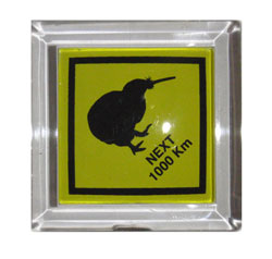 Fridge Magnet - Kiwi Roadsign