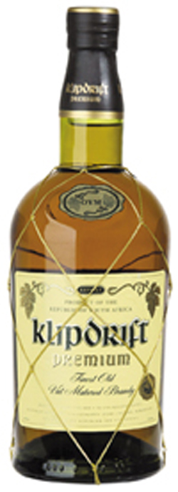 Klipdrift Premium Brandy (750ml)