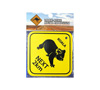 Metal Road Sign - Koalas next 2km (Small)