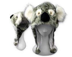 Koala Plush Hat