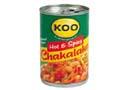 Koo Chakalaka - Hot & Spicy (410g)