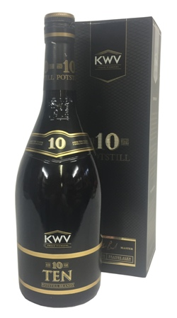 KWV Brandy 10 Year Old (750ml)
