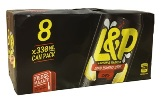 L&P Lemon & Paeroa (8 x 330ml)