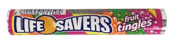 Lifesavers - Fruit Tingles (34g)