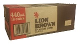 Lion Brown (18 x 440ml Cans)