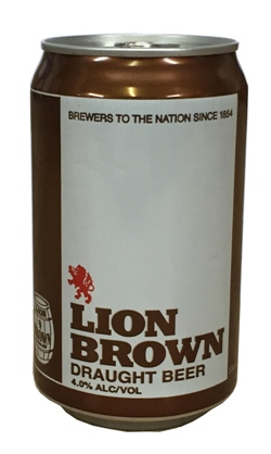 Lion Brown (440ml Can)