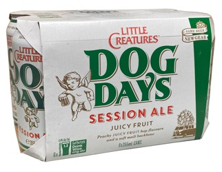 Little Creatures Dog Days Session Ale (6 x 330ml cans)
