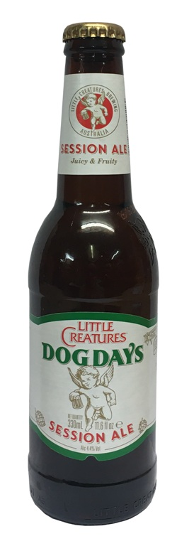 Little Creatures Dog Days Session Ale (330ml bottle)