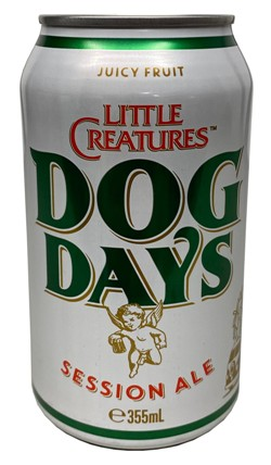 Little Creatures Dog Days Session Ale (330ml can)