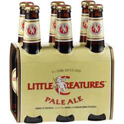 Little Creatures Pale Ale (6 x 330ml bottles)