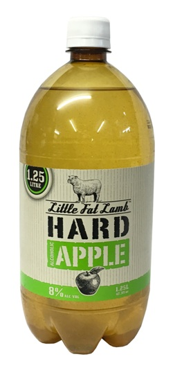 Little Fat Lamb Hard Apple Cider (1.25l)
