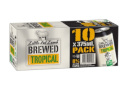 Little Fat Lamb Brewed Tropical (10 x 375ml Cans)