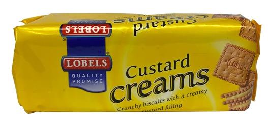 Lobels Custard Creams (150g)