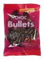 Lolliland Funmaker Milk Chocolate Bullets (200g)