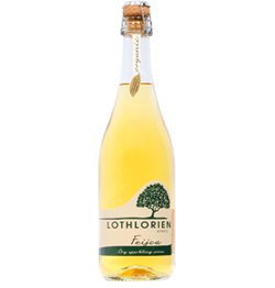 Lothlorien Dry Sparkling Apple & Feijoa Wine  (750ml)