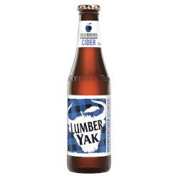 Matilda Bay Lumber Yak Cider (6 x 345ml bottles)