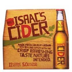 Macs Isaacs Cider (12 x 330ml bottles)