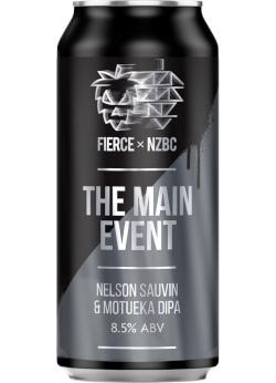 Fierce x NZBC The Main Event (440ml Can)