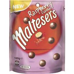 Mars Maltesers Raspberry (140g)