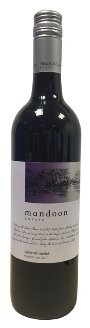 Mandoon Cabernet Merlot 2016 (750ml)