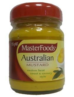 Masterfoods Australian Mustard (175g)