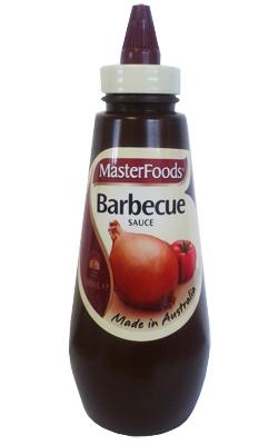 Masterfoods BBQ Sauce (500ml)