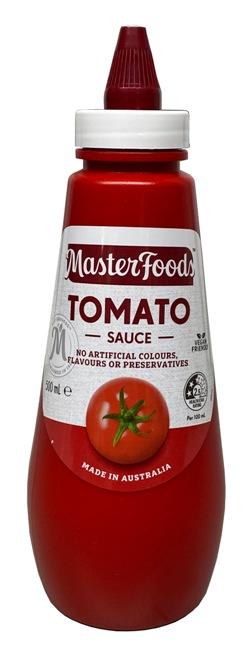 Masterfoods Tomato Sauce (500ml)